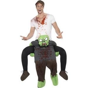 Smiffys Instapkostuum zombie voor volwassenen