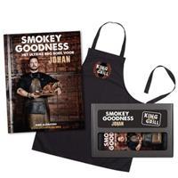 YourSurprise Boek met naam - Smokey Goodness - BBQ pakket