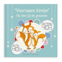 YourSurprise Boek met naam - Nu ben jij de grootste - Softcover