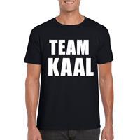 Shoppartners Zwart team kaal shirt voor heren