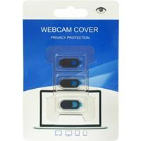 Geeek Webcam Cover Privacy Protector Ultradun - 3 stuks - Webcam Slider