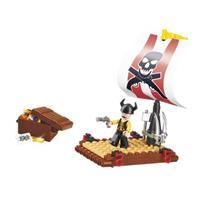 Sluban M38-B0277 Pirate Piratenvlot