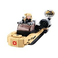 Sluban M38-B0587H Bouwstenen Army Assault Boat