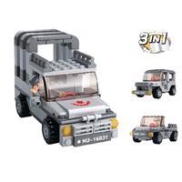 Sluban M38-B0537A 3in1 Jeep 110-delig