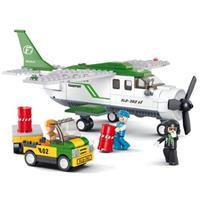 Sluban Cargo Airplane M38-B0362