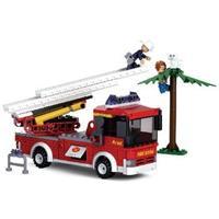 Sluban Brandweer Ladderwagen