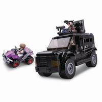 Sluban Bouwstenen Police Serie ME-Truck