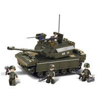 Sluban M38-B6500 Army Tank 312-delig