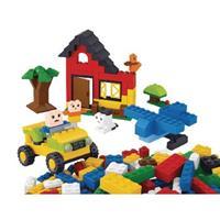 Sluban M38-B0502 Kiddy Bricks Basisbouwsteentjes 415 St Meisjes
