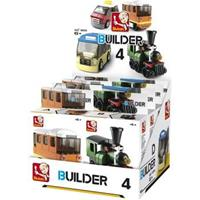 Sluban Bouwstenen Builder -
