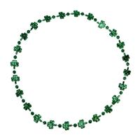 St. Patricks day ketting Multi