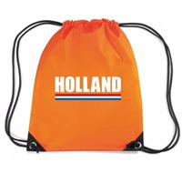 Shoppartners Oranje Holland supporter rugzak Oranje