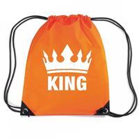 Shoppartners Oranje King rugzak Oranje