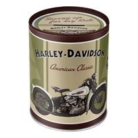 Spaarpot harley davidson american classic