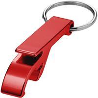 Flesopener sleutelhanger rood Rood