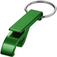 Flesopener sleutelhanger groen Groen
