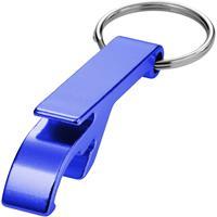 Flesopener sleutelhanger blauw Blauw