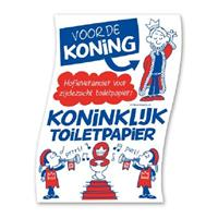 Paperdreams Toiletpapier The King