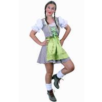 Tiroler jurk kort Wenzel