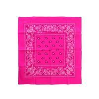 Coppens Bandana fluor roze