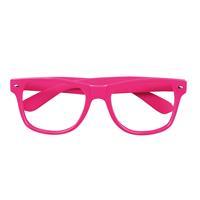 Coppens Partybril set 4x pink