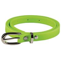 Coppens Belts neon green