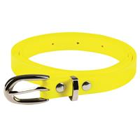 Coppens Belts neon yellow