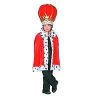 Coppens Prinsencape rood
