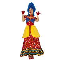 Coppens Clownsjurk op=op