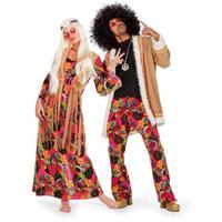 Coppens Hippie met lange jas