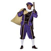 Coppens Piet fluweel paars