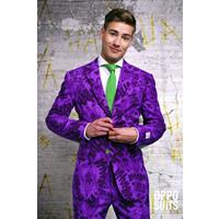 Opposuits Oppsuit - The Joker? - Grapig paars comic pak