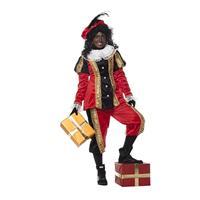Coppens Piet Lady Zwart/Rood op=op