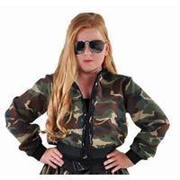 Coppens Jasje camouflage