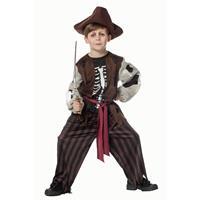 Coppens Piraat met geraamte