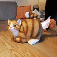 Mikamax Tissue Box Kat