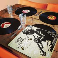 Outoftheblue Vinyl Placemats 4st