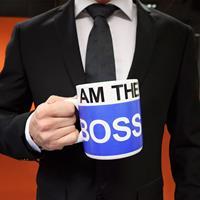 Mikamax Boss Beker XXL