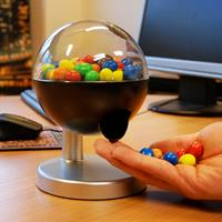 Mikamax Candy Dispenser met touch sensor