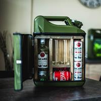 Dbm Jerrycan Bar - Sterke Drank - Groen