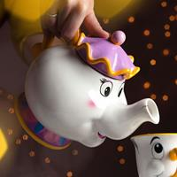 Disney Princess Beauty And The Beast Mrs Potts Tea