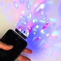 iPhone discolamp - Zwart