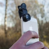Cameralens voor smartphone (set van 3)