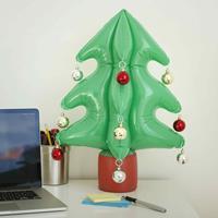 Kerst Gadget - Opblaasbare Kerstboom -