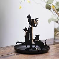 Kikkerland Kat sieraden organizer