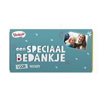 YourSurprise Verkade chocoladereep - Bedankje (Hazelnoot)
