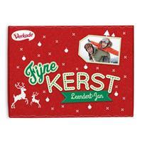 YourSurprise Verkade giftbox - Kerst - 2 repen