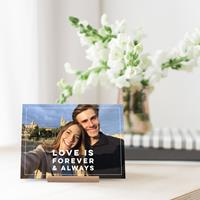 YourSurprise Houten valentijnskaart - Horizontaal