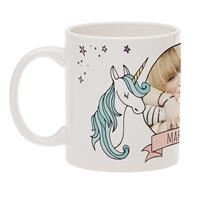 YourSurprise Unicorn mok met foto