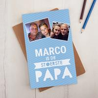 YourSurprise Vaderdag notitieboekje - A5 - Softcover